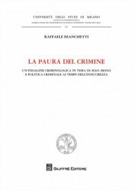 La Paura del Crimine di Bianchetti