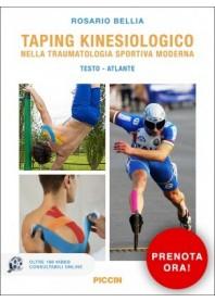 Taping Kinesiologico nella Traumatologia Sportiva Moderna di Bellia