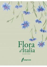 Flora d'Italia volume 3 di Guarino, La Rosa, Pignatti