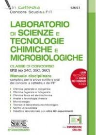 Laboratorio di Scienze e Tecnologie Chimiche e Microbiologiche (B12)