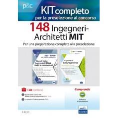 Concorso 148 Ingegneri-Architetti MIT Preselezione Kit