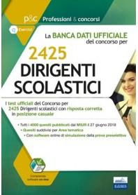 Concorso 2425 Dirigenti Scolastici Banca Dati Ufficiale