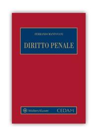Diritto Penale Parte Generale di Mantovani