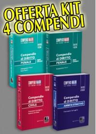 Offerte Compendi Major Dike Concorsi Superiori di Caringella, De Gioia, Trinci, Farini