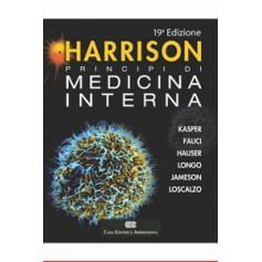 Harrison Principi Di Medicina Interna 2 Volumi Indivisibili di Harrison, Fauci, Braunwald, Kasper, Hauser, Longo, Jameson. Losca