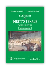 Elementi di Diritto Penale Parte Generale di Cadoppi, Veneziani
