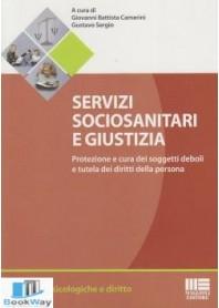 servizi sociosanitari e giustizia