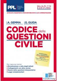 codice delle questioni diritto civile 2018