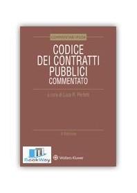 codice dei contratti pubblici commentato