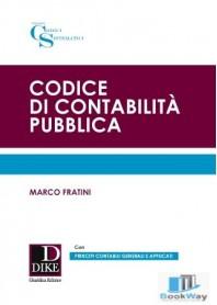 codice di contabilita' pubblica