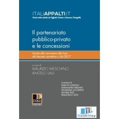 il partenariato pubblico-privato e le concessioni