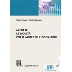 mifid ii: le novita' per il mercato finanziario