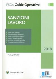sanzioni lavoro 2018