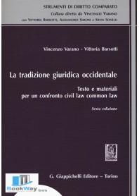 la tradizione giuridica occidentale