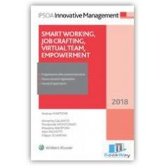 smart working, job crafting, virtual team, empowerment 2018