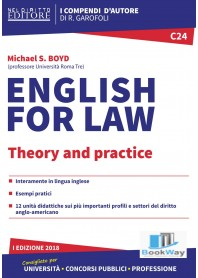 english for law - compendio