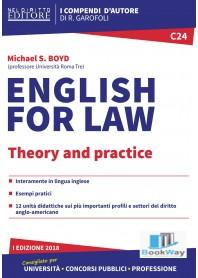 english for law - compendio