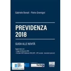 previdenza 2018