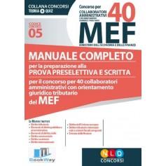 concorso per 40 collaboratori amministrativi con orientamento giuridico-tributario