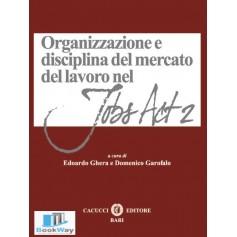 organizzazione e disciplina del mercato del lavoro nel jobs act 2