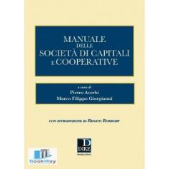 manuale delle societa' di capitali e cooperative