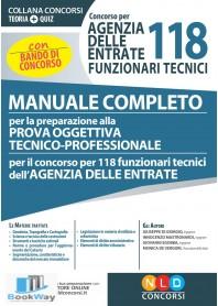 concorso per 118 agenzia delle entrate funzionari tecnici