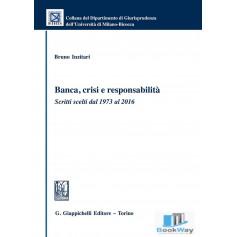 banca crisi e responsabilita'