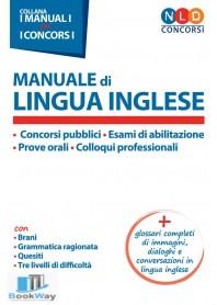 manuale di lingua inglese