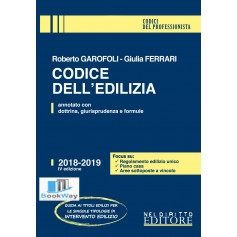 codice dell'edilizia 2018-2019