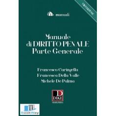 manuale di diritto penale parte generale