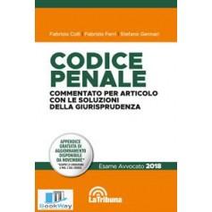 codice penale - esame avvocato 2018