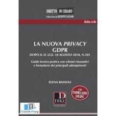 la nuova privacy gdpr