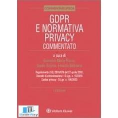 gdpr e normativa privacy
