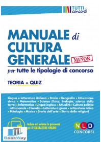 manuale di cultura generale - teoria e quiz