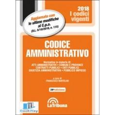 codice amministrativo 2018