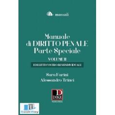 manuale di diritto penale parte speciale volume ii