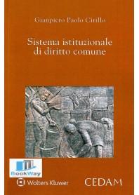 sistema istituzionale di diritto comune