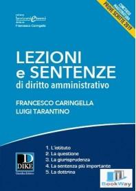 lezioni e sentenze di diritto amministrativo