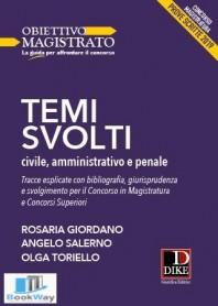 temi svolti - civile amministrativo penale
