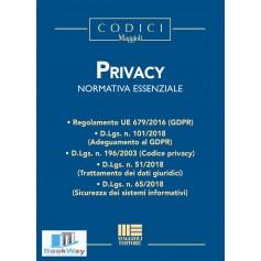 privacy - normativa essenziale