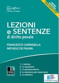 lezioni e sentenze di diritto penale