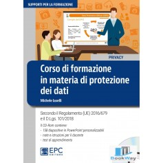 corso di formazione in materia di protezione dei dati