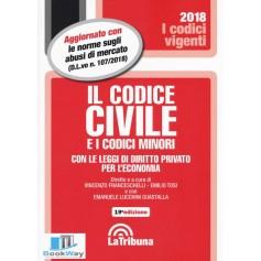 il codice civile e i codici minori 2018