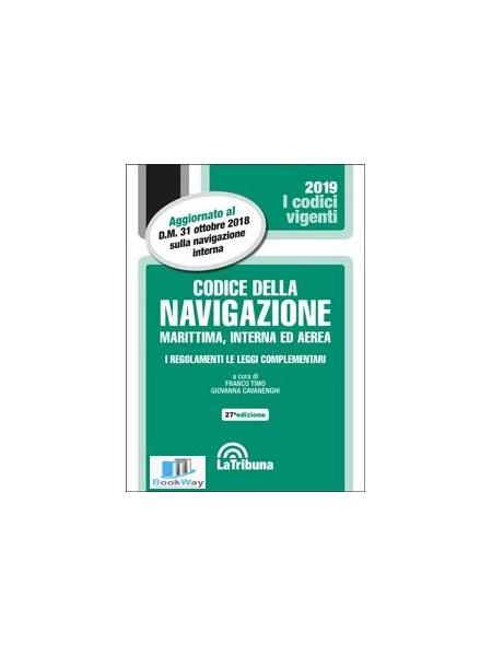 codice della navigazione marittima, interna ed aerea