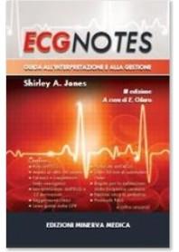 Ecg Notes Guida Tascabile all'Interpretazione e alla Gestione di Jones