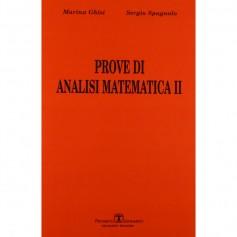 Prove di Analisi Matematica 2 di Ghisi, Spagnolo
