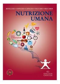 Nutrizione Umana di Rivellese, Annunzi, Capaldo, Vaccaro, Riccardi