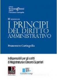 i principi del diritto amministrativo