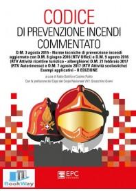 codice di prevenzione incendi commentato