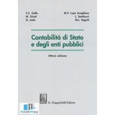 contabilita' di stato e degli enti pubblici